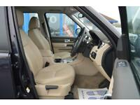 2014 LAND ROVER DISCOVERY 4 SDV6 XS 3.0 DIESEL AUTO 7 SEATER 5 DOOR 4X4 4X4 DIES
