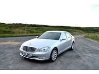 MERCEDES S500 5.5 V8 388 BHP , LOW MILES , FSH + NEW MOT