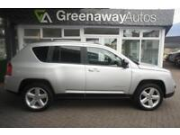 2012 JEEP COMPASS LIMITED LOW MILES RARE AUTO COMPASS ESTATE PETROL