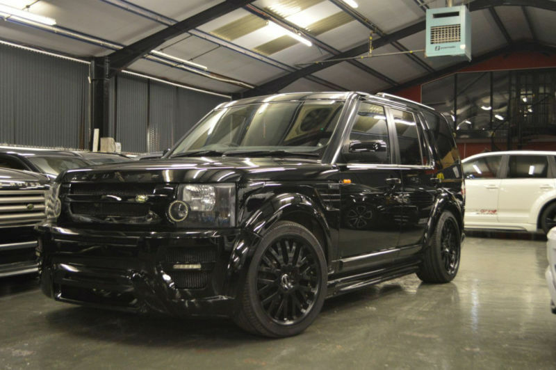 land rover discovery 3 2 7td v6 auto 2007 gs xclusive wide bodykit 22 alloys in sheffield. Black Bedroom Furniture Sets. Home Design Ideas