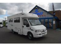 2005 AUTOCRUISE WENTWORTH PEUGEOT BOXER 2.8 DIESEL 5 SPEED MANUAL 2 BERTH MOTOR