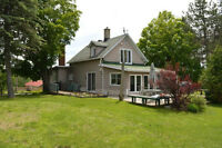 Cute Country Hobby Farm in Brome Lake area = DEAL $289,900