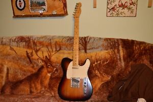 fender usa highway one  american made