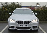 BMW 530 3.0TD auto 2011MY d M Sport
