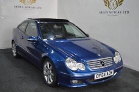 Mercedes-Benz C220 2.1TD auto CDI SE