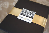 -- DESIGNER WEDDING INVITATIONS - REASONABLE PRICE!! --