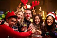 Holiday Party Disc Jockey Services