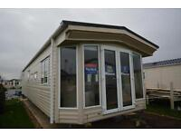 Static Caravan Whitstable Kent 2 Bedrooms 6 Berth BK Sheraton 2013 Seaview
