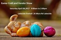 EASTER CRAFT AND VENDORS SHOW