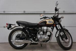 2000 Kawasaki W650 Retro Bike