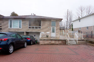3 Bedroom Basement Apartment in South Mississauga