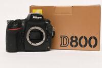 Nikon D800 Full-Frame DSLR