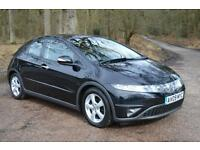 2009 HONDA CIVIC 1.8 i VTEC SE 5dr ONE OWNER 21,000 MILES