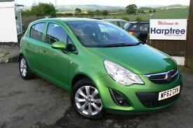 Vauxhall/Opel Corsa 1.2i 12v ( 85ps ) ( a/c ) 2012.5MY Active petrol 5 door