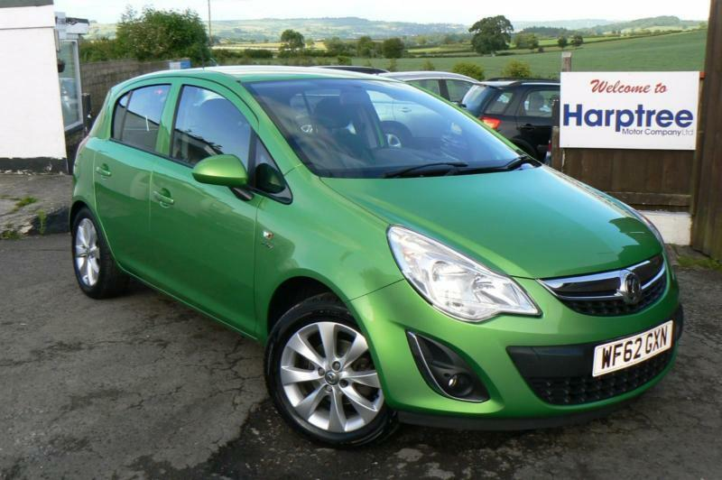 Vauxhall/Opel Corsa 1.2i 12v ( 85ps ) ( a/c ) 2012.5MY Active petrol 5 door