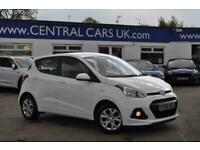 2016 Hyundai i10 1.0 SE 5dr HATCHBACK Petrol Manual