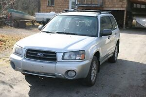 Subaru Forester - good for parts