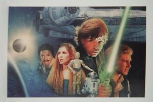 Vintage Star Wars post cards London Ontario image 3