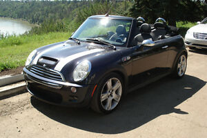 2006 MINI COOPER S CONVERTIBLE, $12,000.00, NO GST, AUTO