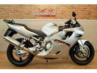 2001 Y HONDA CBR 600 F