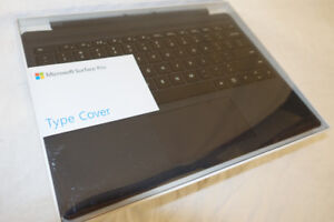 Microsoft Surface Pro Type Cover Keyboard - Brand New Sealed