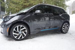BMW i3 REX Electrique hybride 2014 GARANTIE BMW 250KM RANGE