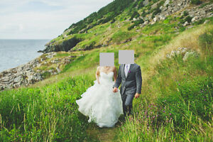 Beautiful Wedding Dress in Excellent condition St. John's Newfoundland image 1