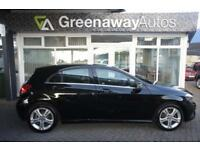 2015 MERCEDES A-CLASS A180 CDI SPORT EDITION LEATHER SAT NAV HATCHBACK DIESEL