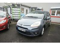 2010 CITROEN C4 PICASSO VTR PLUS HDI EGS GREAT VALUE DIESEL