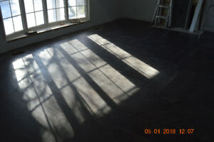 Professional TILE - FLOOR - TRIM installation and PAINTING
