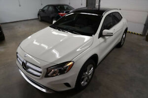 2017 MERCEDES-BENZ GLA 250 4MATIC SUV | LOW MILEAGE