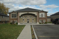 newer built 4plex lower 2 bedroom apartment avilable in Dec. 1st