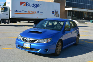 2008 Subaru impreza wrx stage 2 $10k Or best offer