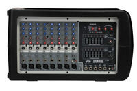 Paevey XR8600 Powered Mixer
