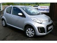 Citroen C1 1.0i 68 2012MY VTR £0 road tax 5 door 2013