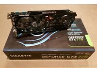 Gigabyte Windforce nVidia 770 2GB