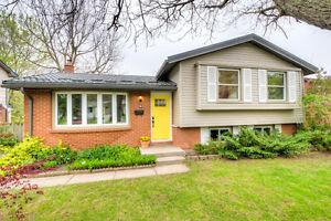 JUST LISTED:  OPEN HOUSE SAT&SUN May 6th/7th 2-4pm
