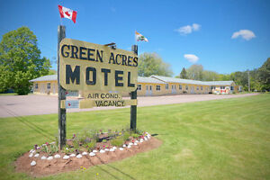115 Bayview Drive Summerside Motel and Campground PEI Canada