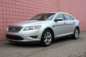 2011 Ford Taurus SEL All Wheel Drive Heated Seats Bluetooth USB