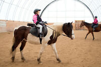 Horseback Riding Birthday Parties!