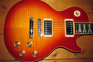 Gibson Les Paul Traditional 2010, $2250.