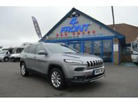 2015 JEEP CHEROKEE 2.0 AUTOMATIC DIESEL M-JET LIMITED STOP/START 5 DOOR 4WD 4X4