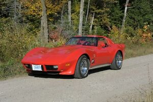 1977 C3 Corvette wants a new owner