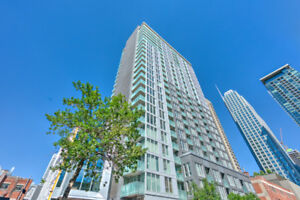 DT Le Drummond New Condo 2bedrooms 2 bathrooms 23rd floor must