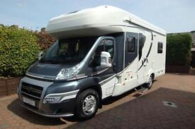 AutoTrail Tracker RB Luxurious with some bespoke mod's for a wheelchair user