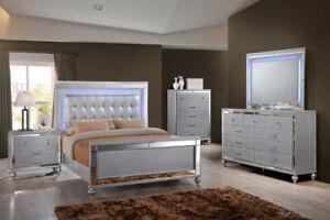 Huge sale on modern bedroom sets, mattresses & more deals