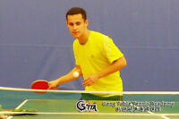 【Barrhaven】Learn Table Tennis from World Champion!!