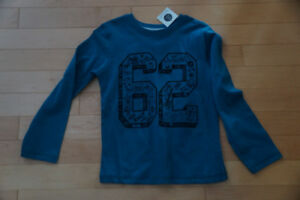 Shirt with tags - Size 4/5