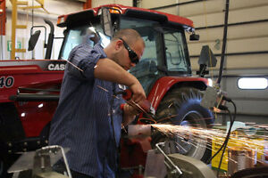 Agriculture and Construction Equipment Repair & Service