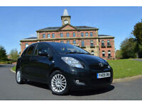 Toyota Yaris 1.4D-4D 88bhp SR*1 LADY OWNER FROM NEW*2 KEY*1 YEAR MOT*TR*T-SPIRIT